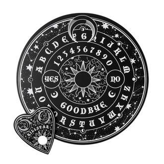 Hexenbrett KILLSTAR - Mystic Round Spirit - SCHWARZ, KILLSTAR