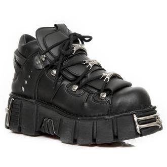 Unisex Lederschuhe Vegan Boots - NEW ROCK, NEW ROCK
