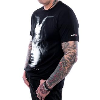 Herren T-Shirt - Andrey Skull - ART BY EVIL, ART BY EVIL