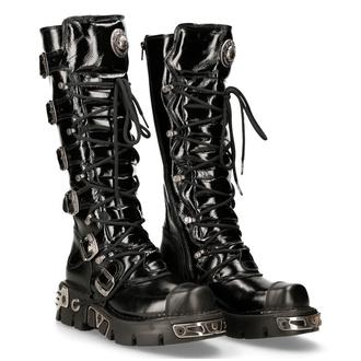 Unisex Lederschuhe Boots - NEW ROCK, NEW ROCK