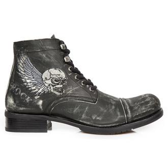 Herren Lederschuhe Boots - NEW ROCK, NEW ROCK