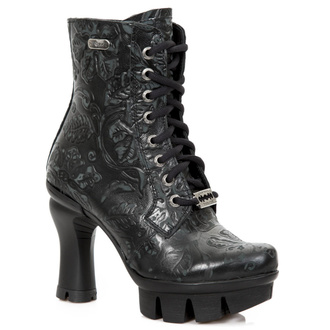 Damen High Heels Lederschuhe - NEW ROCK, NEW ROCK