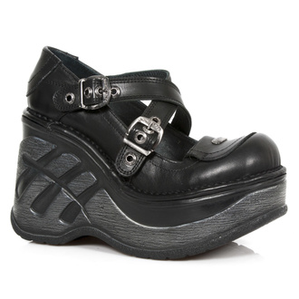Damen Lederschuhe High Heels - NEW ROCK, NEW ROCK