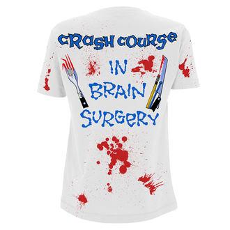 Herren T-Shirt Metal Metallica - Crash Course In Brain Surgery -, NNM, Metallica