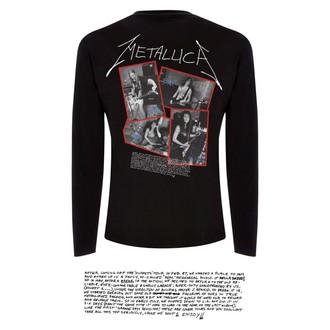 Herren Longsleeve Metal Metallica - Garage Cover -, NNM, Metallica