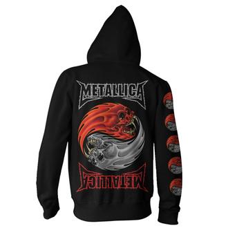 Herren Hoodie Metallica - Yin Yang - Schwarz, NNM, Metallica