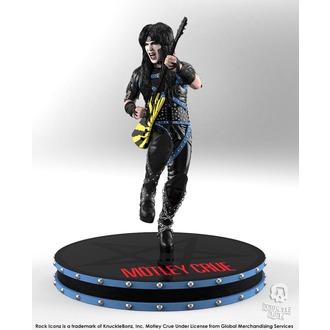 Figur Mötley Crüe - Mick Mars - Rock Iconz, KNUCKLEBONZ, Mötley Crüe