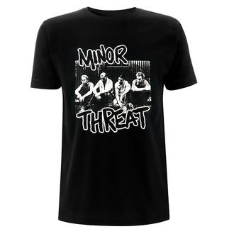 Herren T-Shirt Minor Threat - Xerox, NNM, Minor Threat