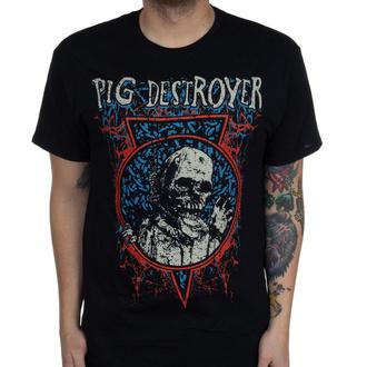 Herren T-Shirt Pig Destroyer - Myiasis - Schwarz - INDIEMERCH, INDIEMERCH, Pig Destroyer