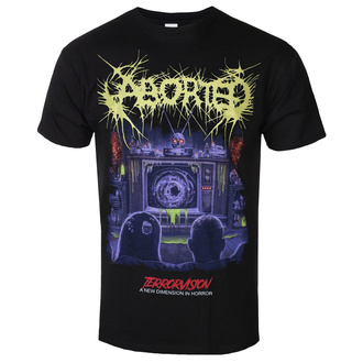 Herren T-Shirt Metal Aborted - Sadist - RAZAMATAZ - ST2252