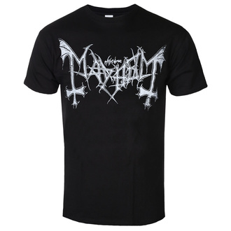 Herren T-Shirt Metal Mayhem - Distressed Logo - RAZAMATAZ, RAZAMATAZ, Mayhem