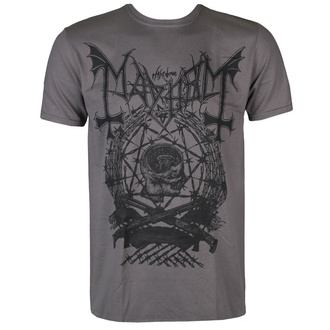 Herren T-Shirt Metal Mayhem - Barbed Wire - RAZAMATAZ, RAZAMATAZ, Mayhem