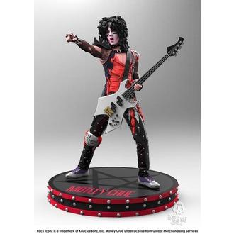 Figur Mötley Crüe - Nikki Sixx - Rock Iconz, KNUCKLEBONZ, Mötley Crüe