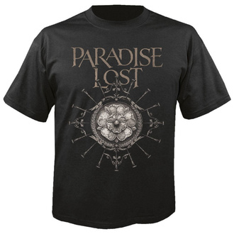 Herren T-Shirt PARADISE LOST - Obsidian rose - NUCLEAR BLAST, NUCLEAR BLAST, Paradise Lost