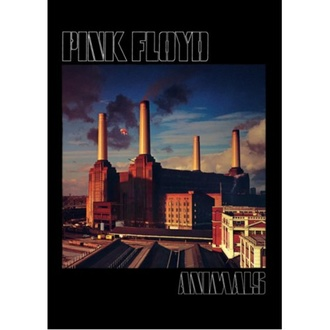 Postkarte PINK FLOYD - ROCK OFF, ROCK OFF, Pink Floyd