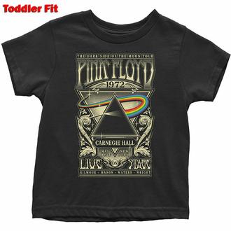 Kinder T-Shirt Pink Floyd - Carnegie Hall Poster, ROCK OFF, Pink Floyd