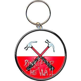 Schlüsselanhänger - Anhänger  Pink Floyd (Hammers Logo) - ROCK OFF, ROCK OFF, Pink Floyd