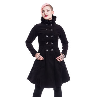 Damen Mantel VIXXSIN - ELIANA - SCHWARZ, VIXXSIN