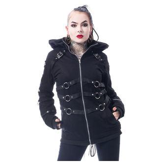 Damen Jacke Frühling Herbst - VIVIEN - CHEMICAL BLACK, CHEMICAL BLACK