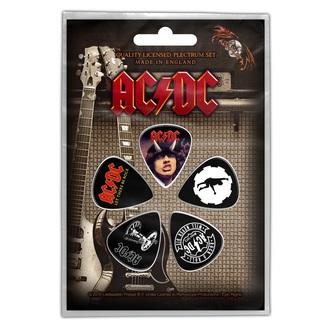 Plektren AC / DC - HIGHWAY FOR THOSE LET THERE - RAZAMATAZ, RAZAMATAZ, AC-DC