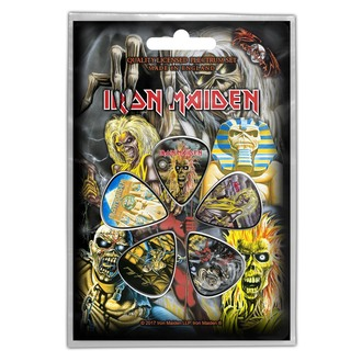 Plektren Iron Maiden - Early Albums - RAZAMATAZ - PP015&&string5&& - Early Albums - RAZAMATAZ, RAZAMATAZ, Iron Maiden
