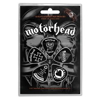 Plektren MOTÖRHEAD - ENGLAND - RAZAMATAZ, ROCK OFF, Motörhead