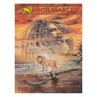 Posters - Bob Marley (Legend Lives On) - PP30664, PYRAMID POSTERS, Bob Marley