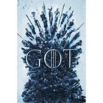 Poster Game of thrones, NNM, Game of Thrones: Das Lied von Eis und Feuer