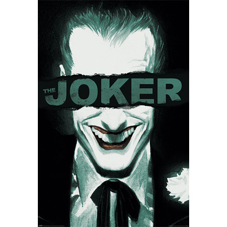 Poster THE JOKER - PUT ON A HAPPY FACE - DC COMICS - PYRAMID POSTERS, PYRAMID POSTERS