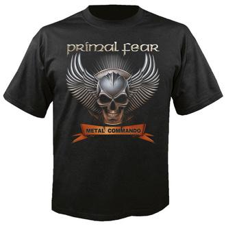 Herren T-Shirt PRIMAL FEAR - Metal commando 2 - NUCLEAR BLAST, NUCLEAR BLAST, Primal Fear