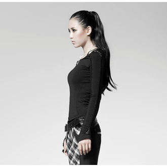 Damen T-Shirt Gothic Punk - Soliaris - PUNK RAVE, PUNK RAVE