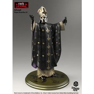 Figur Ghost - Papa - Rock Iconz, KNUCKLEBONZ, Ghost