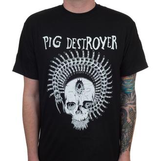 Herren T-Shirt Pig Destroyer - Prescott - Schwarz - INDIEMERCH, INDIEMERCH, Pig Destroyer
