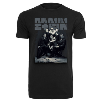 Herren T-Shirt Metal Rammstein - Band Photo - RAMMSTEIN, RAMMSTEIN, Rammstein