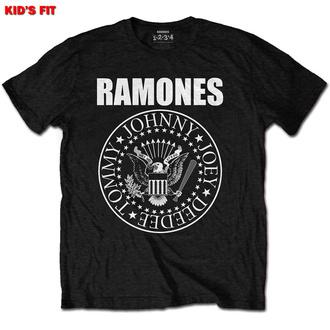 Kinder T-Shirt Ramones - Presidential Seal - ROCK OFF, ROCK OFF, Ramones