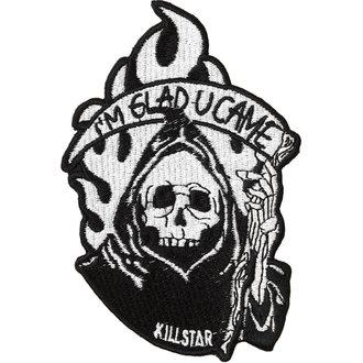 Patch zum Aufbügeln KILLSTAR - Reaper, KILLSTAR