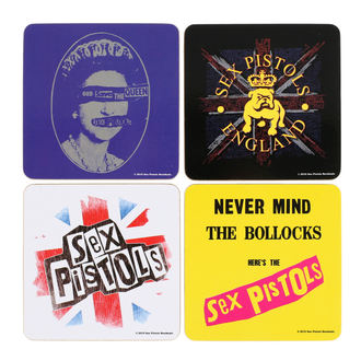 Bieruntersetzer Sex Pistols - ROCK OFF, ROCK OFF, Sex Pistols