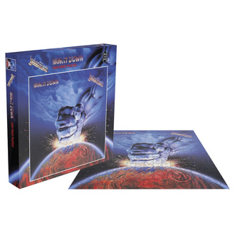 Jigsaw Puzzle JUDAS PRIEST - RAM IT DOWN - PLASTIC HEAD, PLASTIC HEAD, Judas Priest