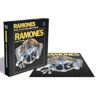 Jigsaw Puzzle RAMONES - ROAD TO RUIN - PLASTIC HEAD, PLASTIC HEAD, Ramones