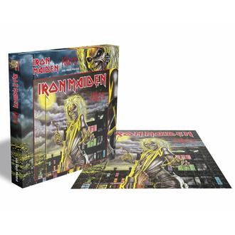 Puzzle IRON MAIDEN - KILLERS - 500 Teile, PLASTIC HEAD, Iron Maiden