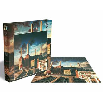 Puzzlespiel PINK FLOYD - TIERE - 1000 JIGSAW STÜCKE - PLASTIC HEAD, PLASTIC HEAD, Pink Floyd