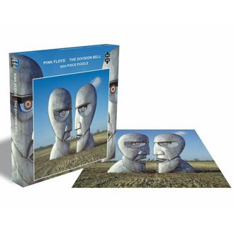 Puzzlespiel PINK FLOYD - DAS DI VISION BEL L. - 500 JIGSAW STÜCKE PUZZLE - PLASTIC HEAD, PLASTIC HEAD, Pink Floyd