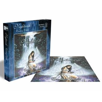 Puzzlespiel NIGHTWISH - CENTURY KIND - 500 JIGSAW STÜCKE - PLASTIC HEAD, PLASTIC HEAD, Nightwish