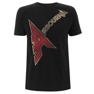Herren T-Shirt Metal Airbourne - A-Logo -, NNM, Airbourne