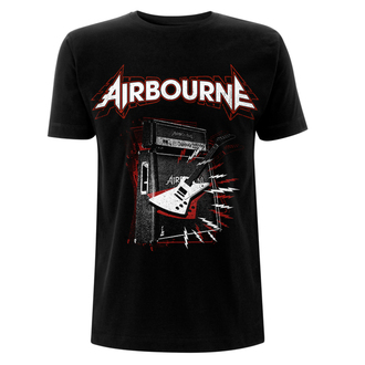 Herren T-Shirt Metal Airbourne - No Ballads - NNM, NNM, Airbourne