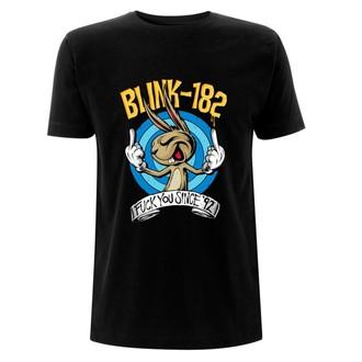 Herren T-Shirt Metal Blink 182 - FU Since '92 - NNM, NNM, Blink 182