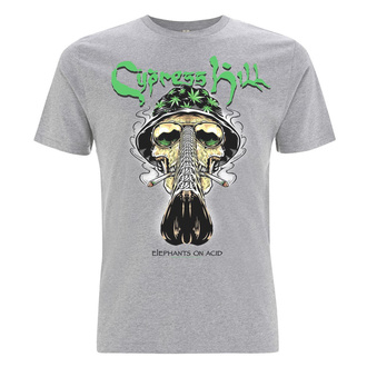 Herren T-Shirt Metal Cypress Hill - Skull Bucket - NNM, NNM, Cypress Hill