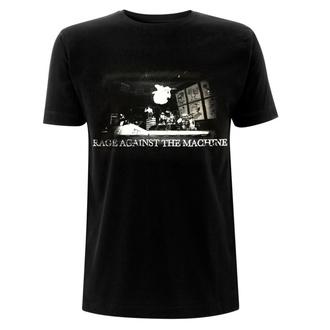 Herren T-Shirt Rage against the machine - Live Jump - Schwarz, NNM, Rage against the machine