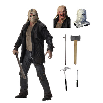 Figur Friday the 13th - 2009 - Ultimate Jason, NNM, Friday the 13th