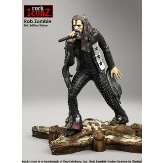 Fogur Rob Zombie - Rock Iconz, KNUCKLEBONZ, Rob Zombie